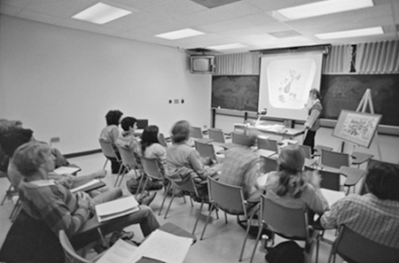 1980 class at UC San Diego School of Medicine