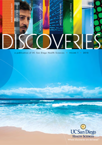 Discoveries Magazine 2010 cover