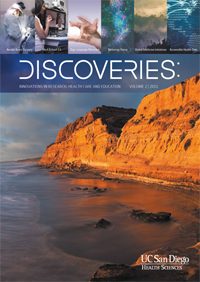Discoveries Magazine 2011 cover
