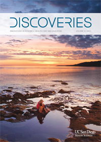 Discoveries Magazine 2012 cover