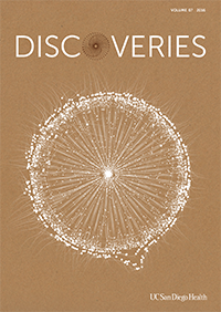 Discoveries Magzine 2016 cover