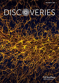 Discoveries Magazine 2019 cover