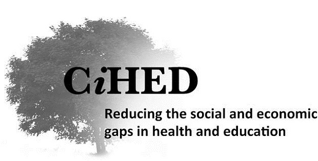 CiHED: Reducing the social and economic gaps in health and education