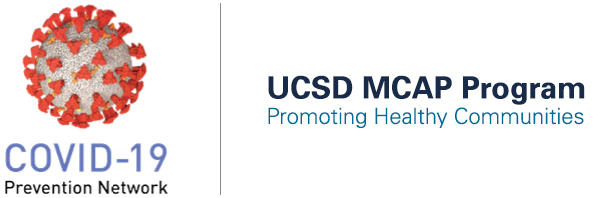 COVID-19 Prevention Network UCSD MCAP Program