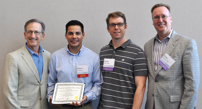 UC San Diego's Carmona Receives CTRI Fourth-year Medical Student Award