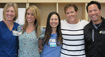 Meet the Nurses of CTRI