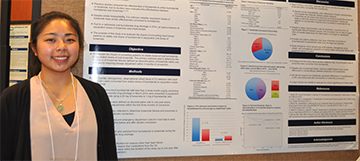 ACTRI-Supported Medical and Pharmacy Trainees Share Research Findings during Annual Poster Session