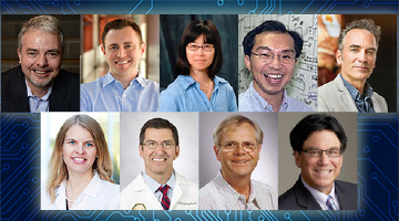 2017 Galvanizing Engineering in Medicine Awardees