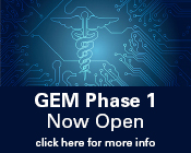 GEM Phase 1 now open