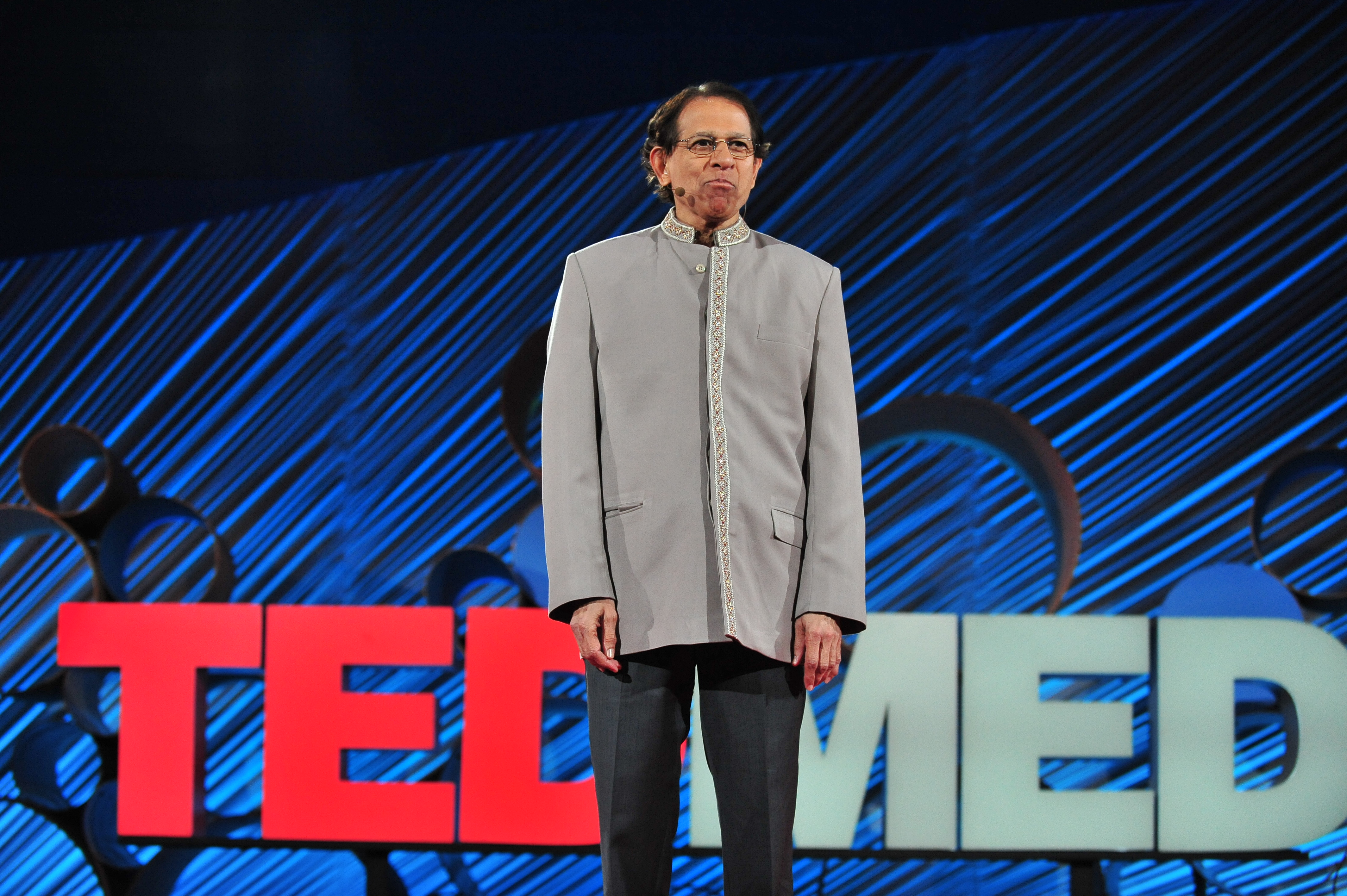 Dilip Jeste, MD on TEDMED Stage - 2