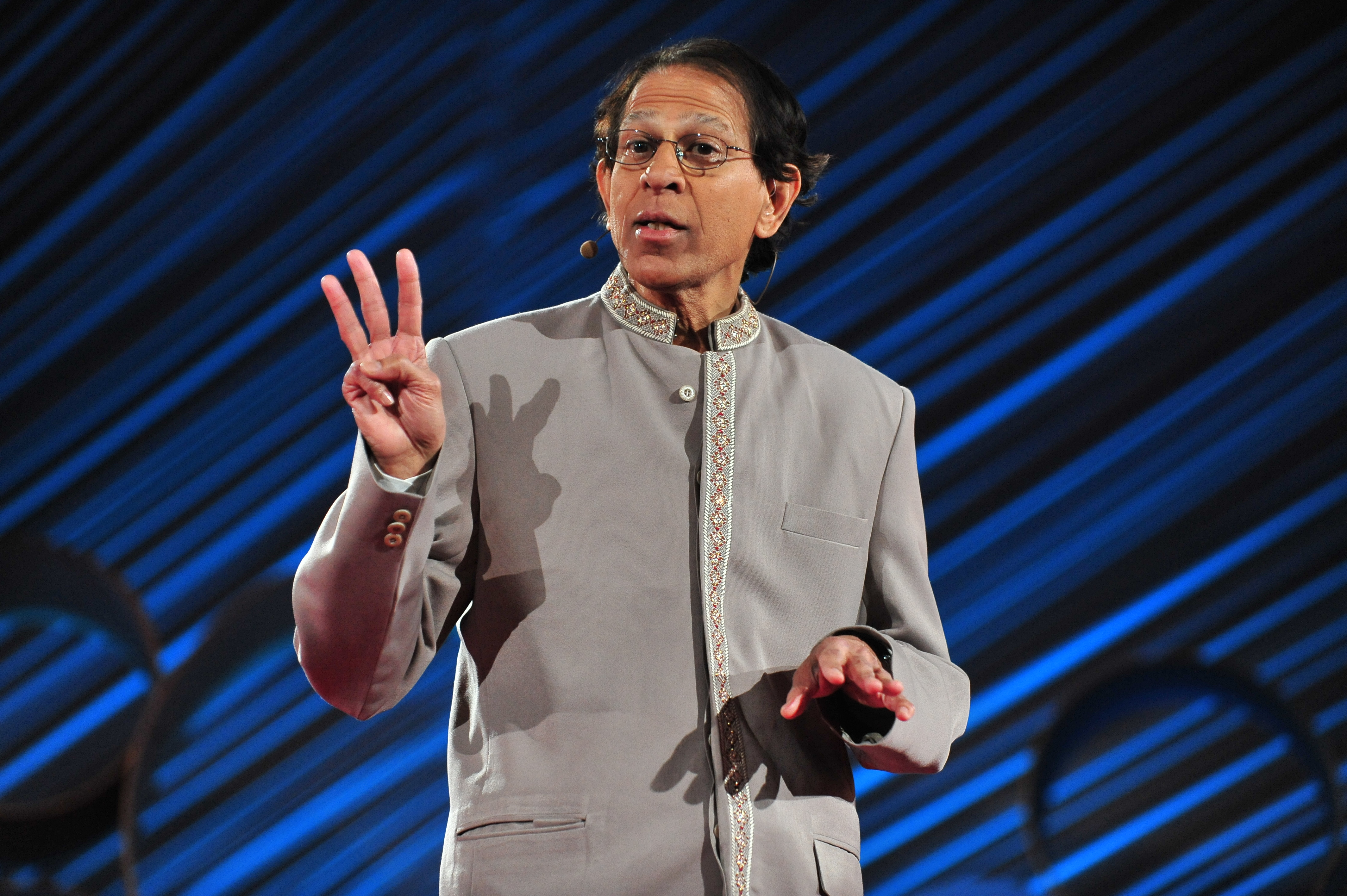 Dilip Jeste, MD on TEDMED Stage - 4