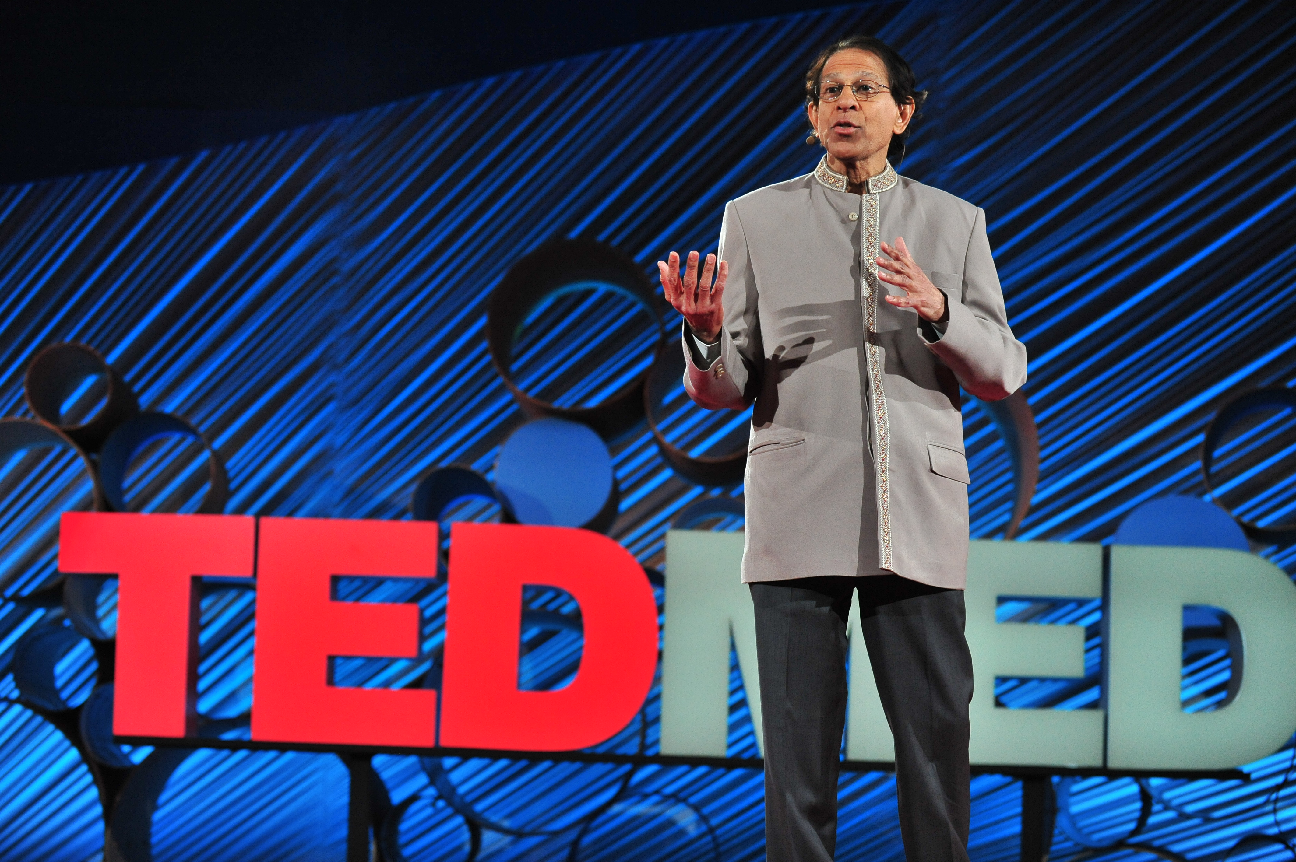 Dilip Jeste, MD on TEDMED Stage - 5