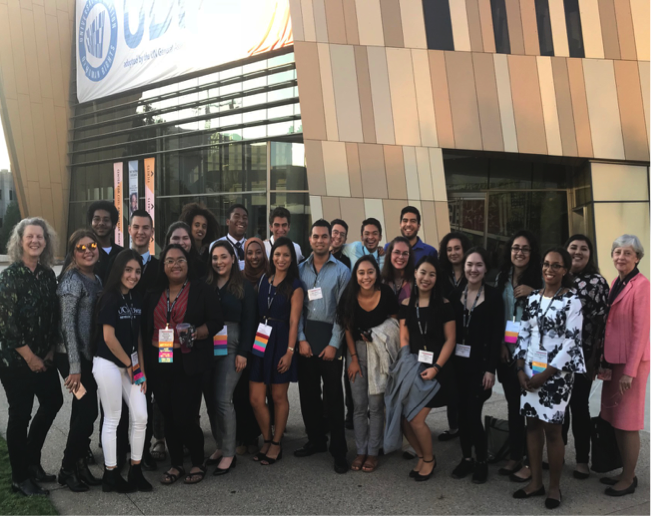 Summer Enrichment Program International Cancer Education Conference 2018