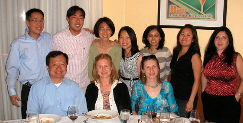 Endocrinology Fellows Dinner 2008