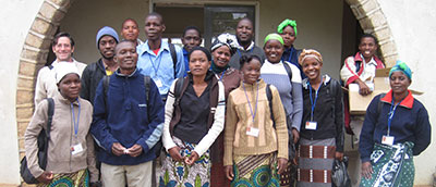 HIV counselors in Malawi