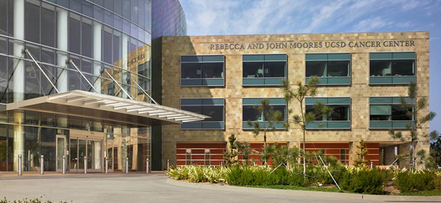 Moores Cancer Center.