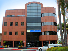 UC San Diego Hillcrest Medical Office - 4th and Lewis