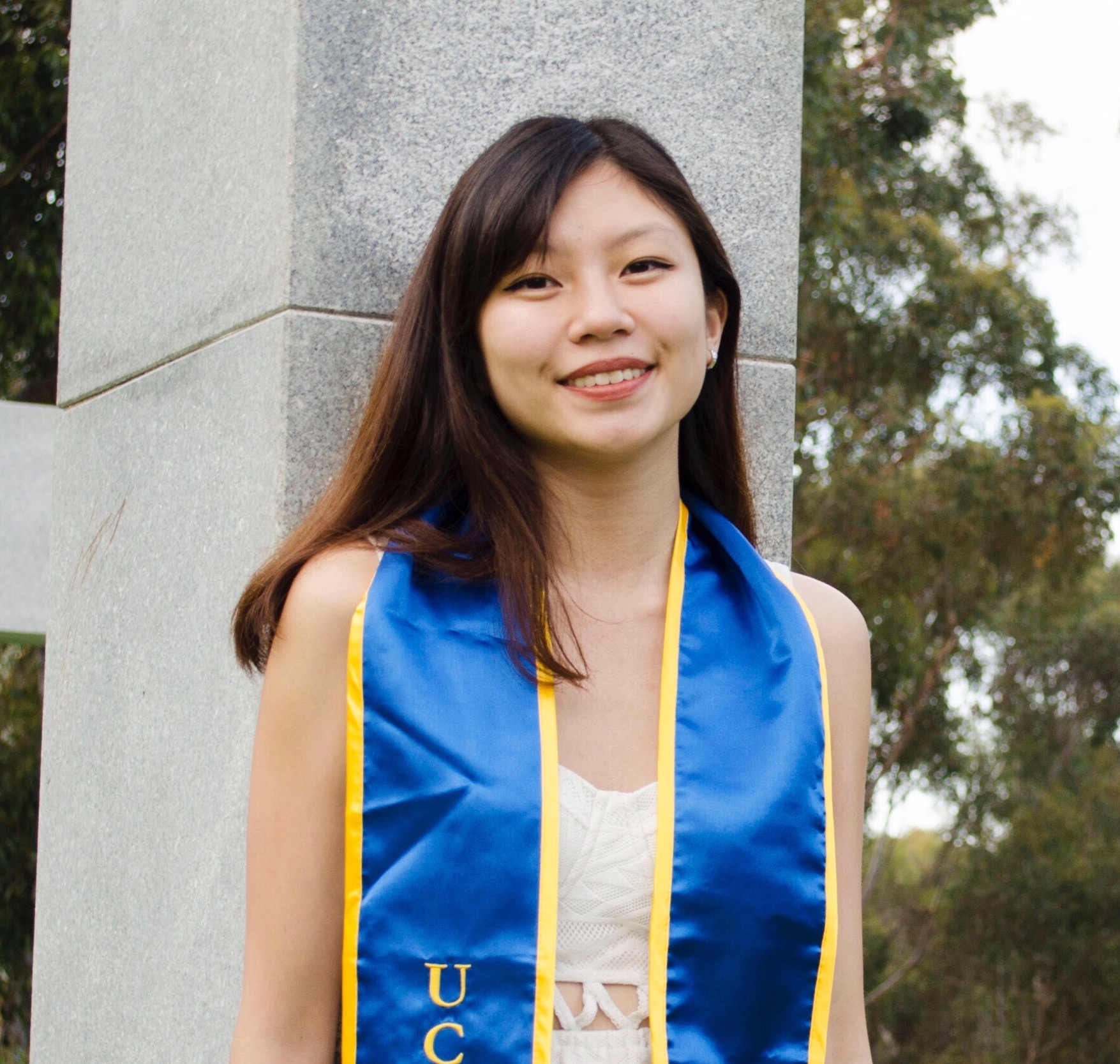 Christie Pham, service clinical research coordinator