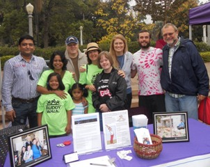 Group at the Buddy Walk