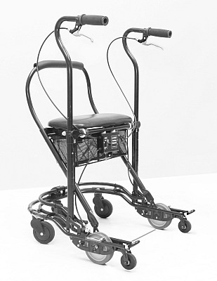 U-Step Weighted Walker