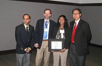 Gunta Receives Award from the American Society of Pediatric Nephrology