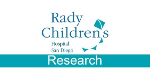 Rady Children Research Logo
