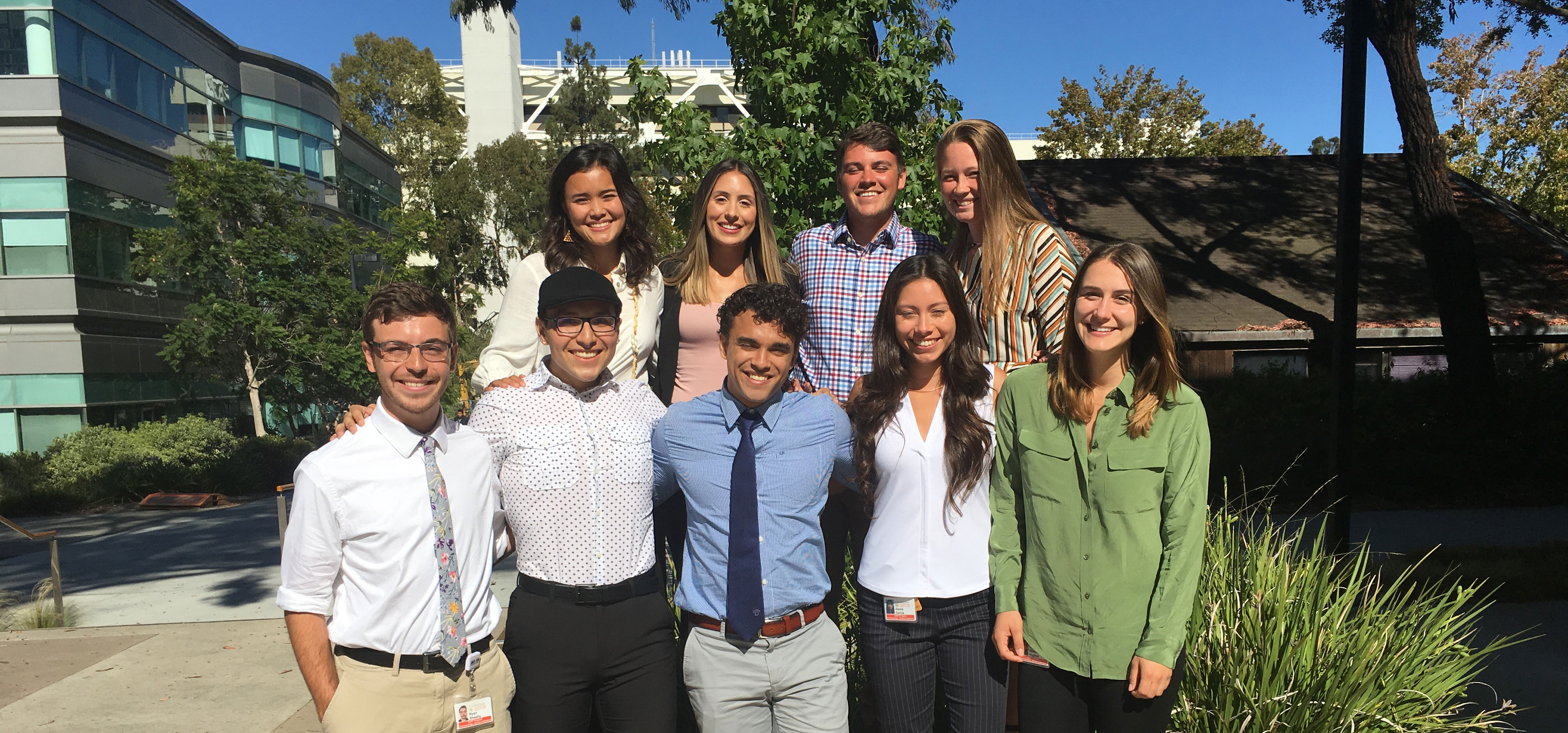 (2019 Pharmacology SURF Participants Undergraduate students from Sonoma State University, San Diego City College, Pomona College