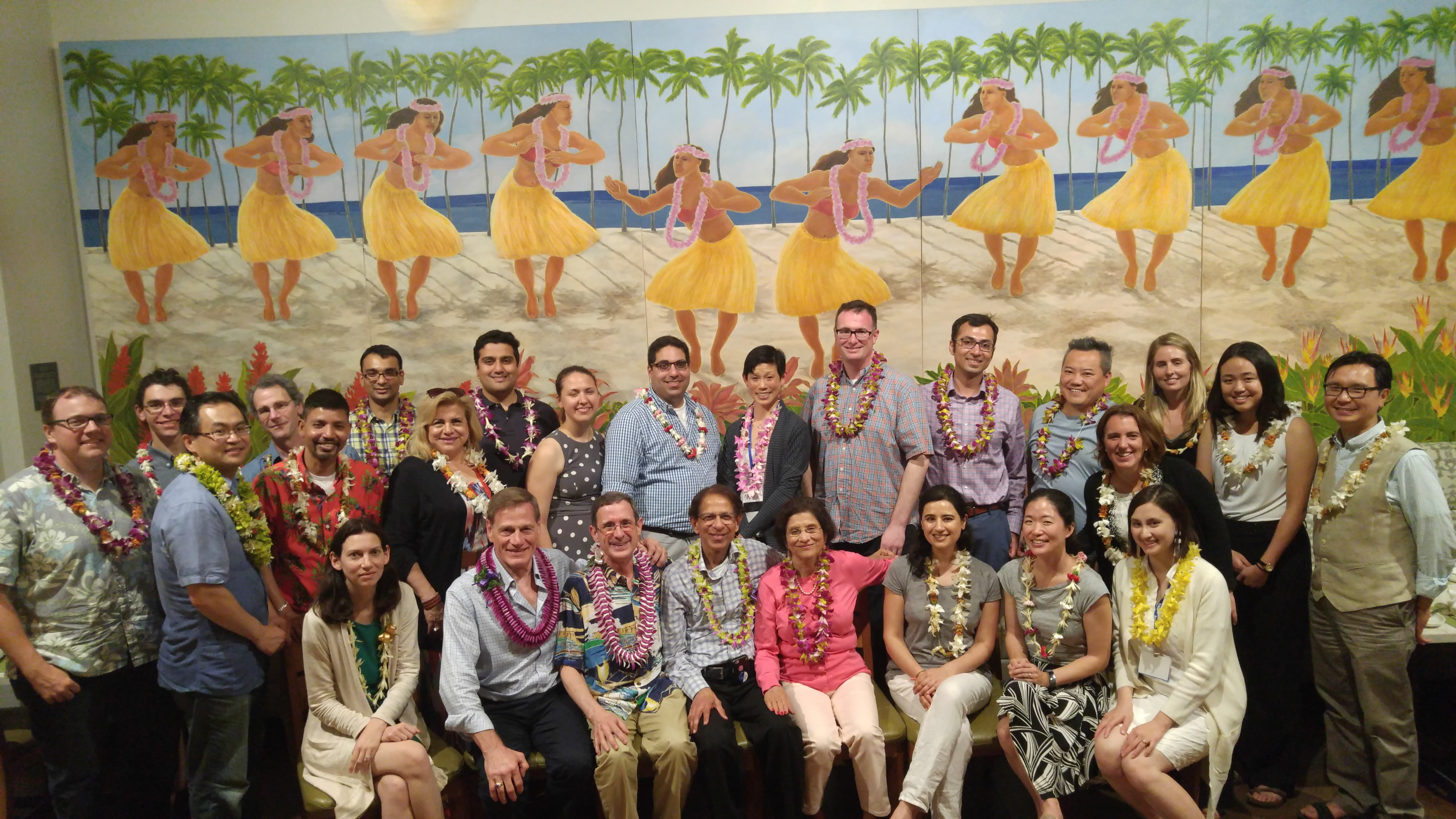 Fellowship Group in Hawaii