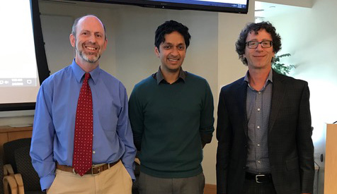 Drs. Welsh, Ramanathan & Stein