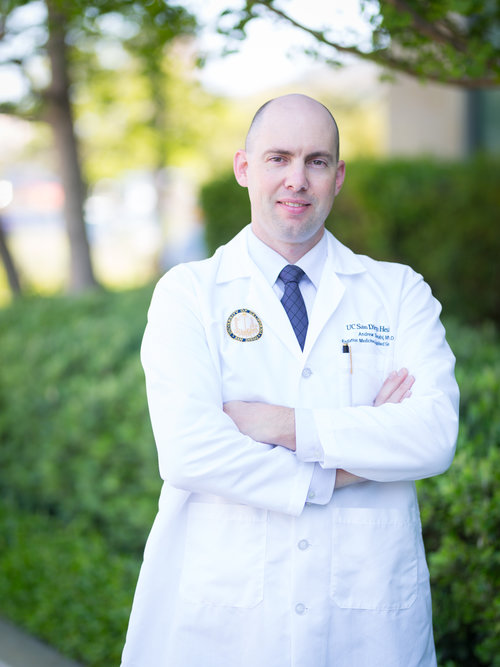 Andrew Sharabi, MD, PhD