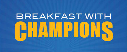 Breakfast with Champions - Prostate Cancer Research Fundraiser