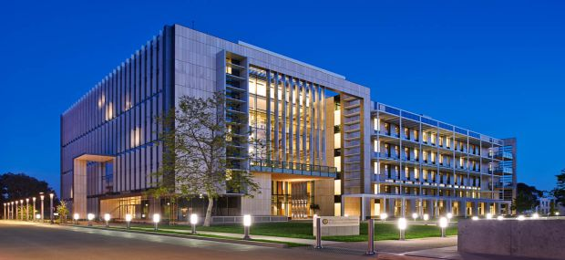 New Biomedical Research Building II at UC San Diego Health Sciences